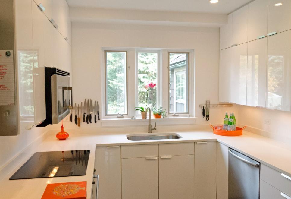 Petite cuisine : les astuces pratiques et déco pour bien l\'aménager ...