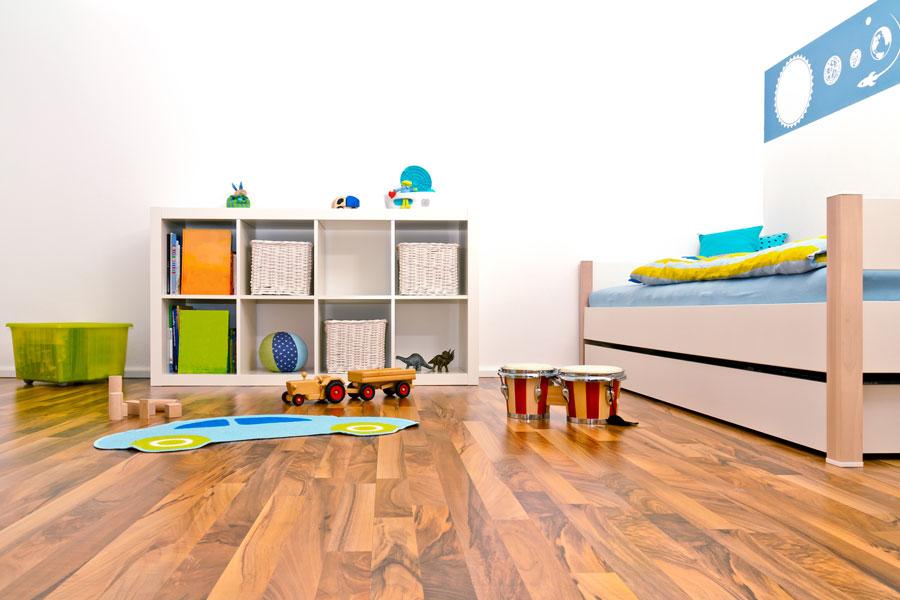 Les meubles en bois une tendance actuelle pour un bureau enfant